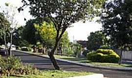 Santa Vitória - Santa Vitória-MG-Avenida Reinaldo Franco-Foto:Espirito_dePorco_SV