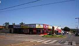 Santa Vitória - Santa Vitória-MG-Rotatória Avenidas Goiás e Acre-Foto:Espirito_dePorco_SV