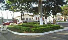 Santana da Vargem - Praça_Central