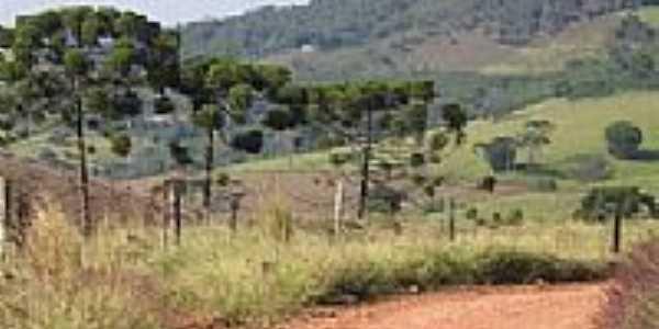Vista da região de Santana de Caldas-Foto:ostransfers