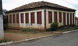 Santana de Patos - Casarão-Foto:guardiaodocerrado