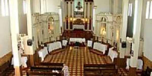 Interior da Igreja de Sant´Ana-Foto:Lizandro Júnior