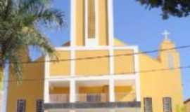 Santana de Pirapama - Igreja Matriz, Por Omar Santana de Oliveira