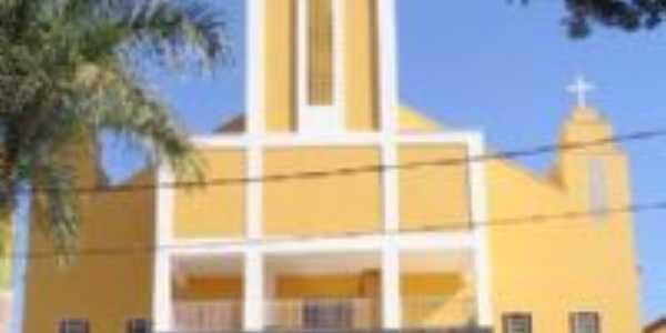 Igreja Matriz, Por Omar Santana de Oliveira