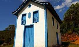 Santana do Alfié - Santana do Alfié-MG-Capela-Foto:tio gegeca