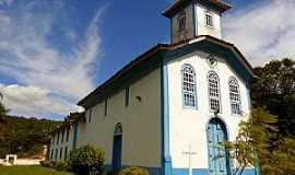 Santana do Alfié - Santana do Alfié-MG-Igreja de Sant´Ana-Foto:tio gegeca