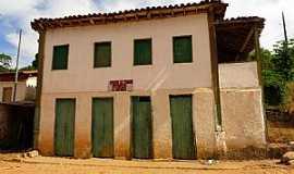 Santana do Alfié - Santana do Alfié-MG-Prédio antigo-Foto:tio gegeca