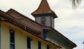 Santana do Alfié - Santana do Alfié-MG-Torre da Igreja de Sant´Ana-Foto:tio gegeca