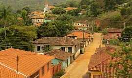 Santana do Alfié - Santana do Alfié-MG-Vista parcial do Distrito-Foto:duprata.com