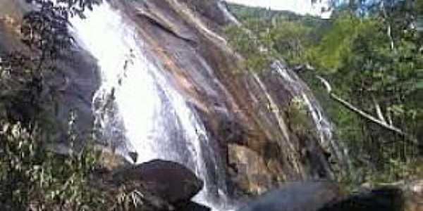 Santana do Alfié-MG-Cachoeira de Alfié-Foto:MÁRCIA LESSA