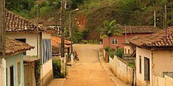 Santana do Alfié-MG-Rua do Distrito-Foto:duprata.com