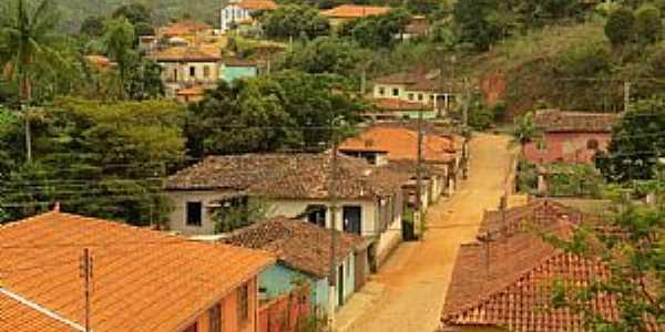 Santana do Alfié-MG-Vista parcial do Distrito-Foto:duprata.com