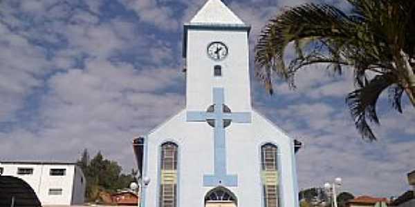 Santana do Campestre-MG-Igreja de Santana-Foto:Raymundo P Netto