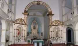 Santana do Deserto - Altar Mor da Igreja de N. S. Santana, Por Jose Jaime