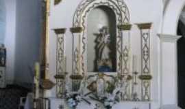 Santana do Deserto - Altar Lateral, Por Jose Jaime