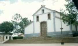 Santana do Jacaré - Igreja do Rosário.Tombada pelo patrimonio histórico nacional., Por ailce costa