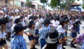 Santana do Jacaré - Festa da cidade- 12 de outubro, Por Ailce Costa