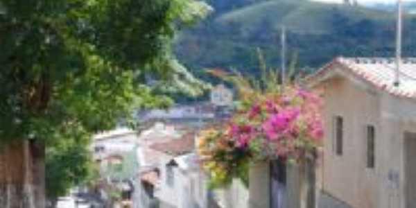 igreja Matriz de Santana do Jacaré vista do alto - foto de Gilson Campos, Por Ailce Costa