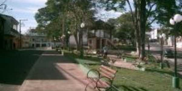 Praça joão Alves Duca, Por Aloizio Ferreira Freire