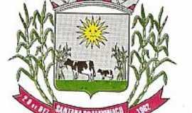 Santana do Manhuaçu - Brasão Santana do Manhuaçu-MG