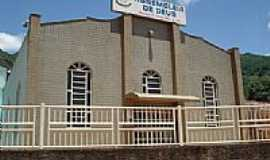 Santana do Paraíso - Igreja da Assembléia de Deus-Foto:JACÓ RODRIGUES SANTI…