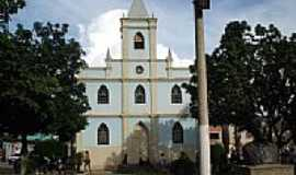Santana do Paraíso - Igreja Matriz de Santana-Foto:JACÓ RODRIGUES SANTI…
