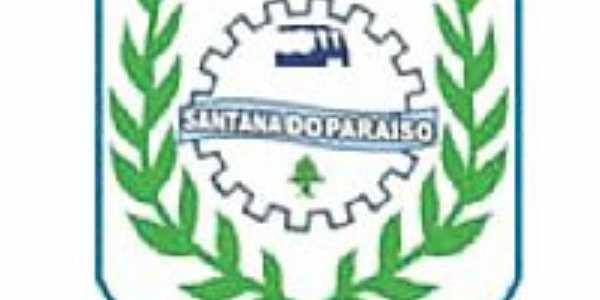 Brasão de Santana do Paraíso_MG