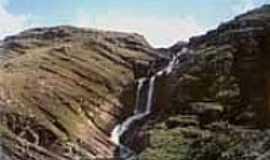 Santana do Riacho - Cachoeira da Capivara