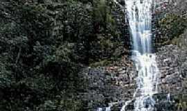 Santana do Riacho - Cachoeira Véu da Noiva