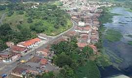Aurelino Leal - Aurelino Leal-BA-Rio das Contas e a cidade-Foto:www.marauhoje.com.br