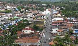 Aurelino Leal - Aurelino Leal-BA-Vista do centro da cidade-Foto:jornaltribunadaregiao.com.br
