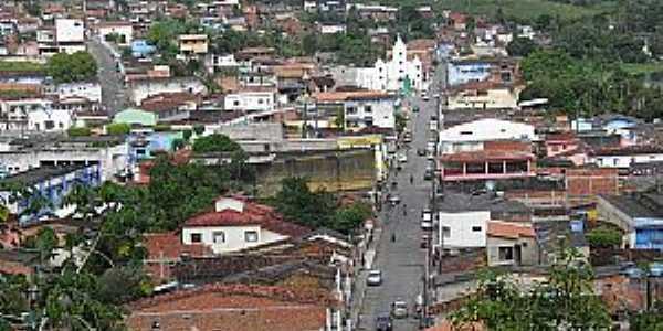 Aurelino Leal-BA-Vista do centro da cidade-Foto:jornaltribunadaregiao.com.br