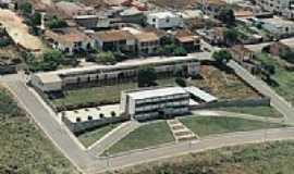 Santo Antônio do Amparo - Prefeitura vista aérea por md_spin