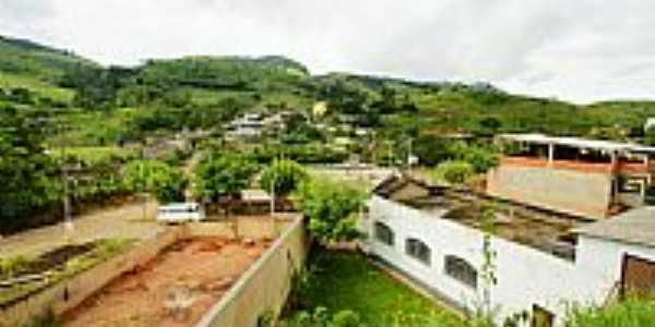 Santo Antônio do Glória-MG-Vista parcial da cidade-Foto:sgtrangel