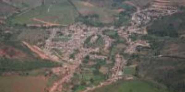 Visão panorâmica da cidade de Sto Antônio do Grama, Por Matheus O. Dutra Miranda
