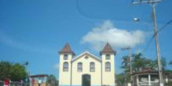Igreja Matriz, Por Áurea Araújo