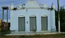 Baianópolis - 1ª Igreja da cidade,construida em 1931 em Baianópolis-BA-Foto:Geronildo SOUZA