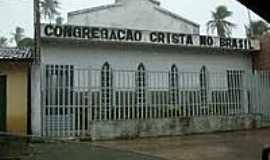 Baianópolis - Igreja da Congregação Cristã do Brasil-Foto:congregacao.net