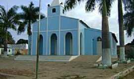 Baianópolis - Igreja Matriz de Baianópolis-BA-Foto:Geronildo SOUZA