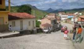 Santo Ant�nio do Jacinto - rua Cataj�s  -  Por D�o Caitano Pinho
