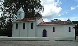 Santo Antônio do Leite - Capela por montanha
