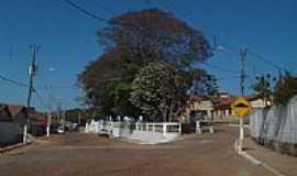 Santo Antônio do Leite - Praça Principal por Geraldo Antonio Salo
