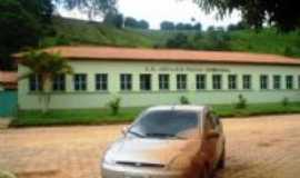 Santo Antônio do Manhuaçu - Grupo Escolar, Por Célio Nascimento.