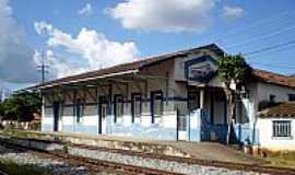 Santo Antônio do Monte - Estação Ferroviária (2011)em Santo Antônio do Monte-MG-Foto:Paulo Salatiel