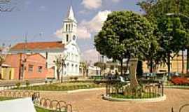 Santo Antônio do Monte - Praça Monsenhor Octaviano-Foto:Marcelo C. Dutra