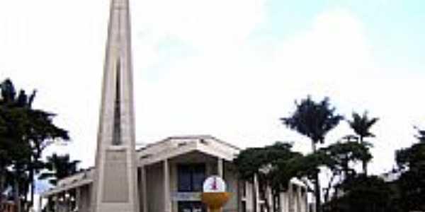 Matriz de Santo Antonio de Pádua-Foto:Vicente A. Queiroz