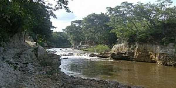 Rio Pardinho - Sto Antônio do Retiro - MG - por mauroschuh