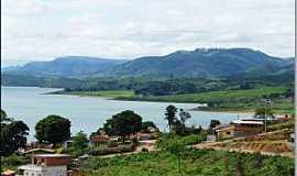 Santo Hil�rio - Santo Hil�rio-MG-A cidade, �gua e montanhas-Foto:Aender M. Ferreira