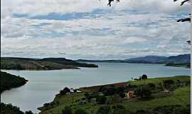 Santo Hil�rio - Santo Hil�rio-MG-Lago de Furnas-Foto:Aender M. Ferreira