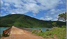 Santo Hil�rio - Santo Hil�rio-MG-Ponte sobre o Lago de Furnas-Foto:Aender M. Ferreira